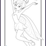 Tinkerbell Coloring Book Elegant Photos Tinkerbell Coloring Pages