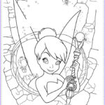 Tinkerbell Coloring Book Unique Photos Tinkerbell Coloring Page Dinokids