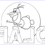 Toddler Coloring Books Inspirational Image Frozens Olaf Coloring Pages Best Coloring Pages For Kids