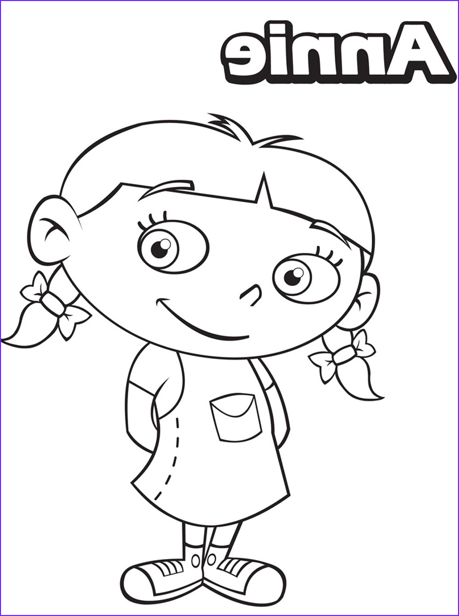 Toddlers Coloring Books Cool Photos Free Printable Little Einsteins Coloring Pages Get Ready