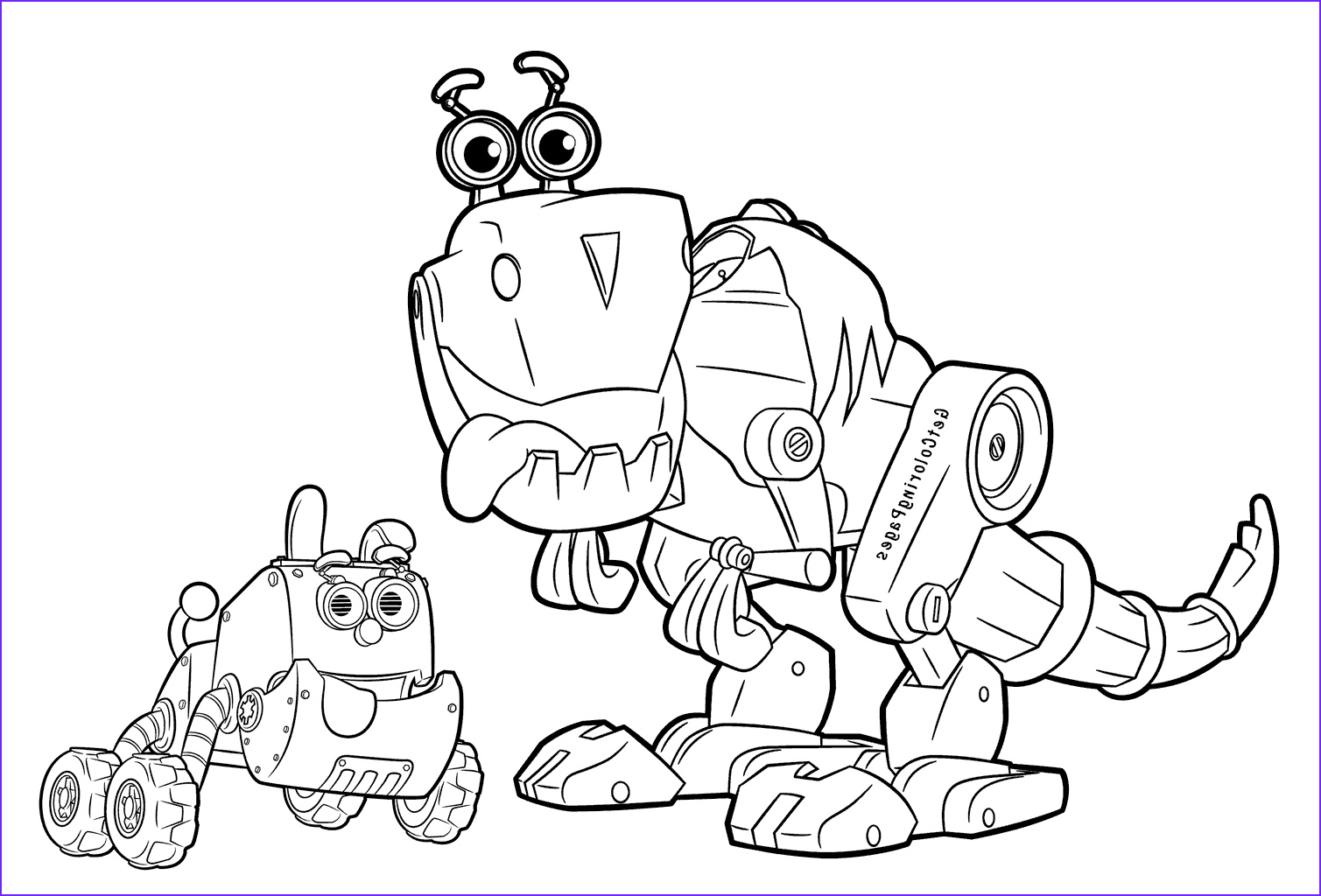 Toddlers Coloring Books New Photos Rusty Rivets Coloring Pages to and Print for Free