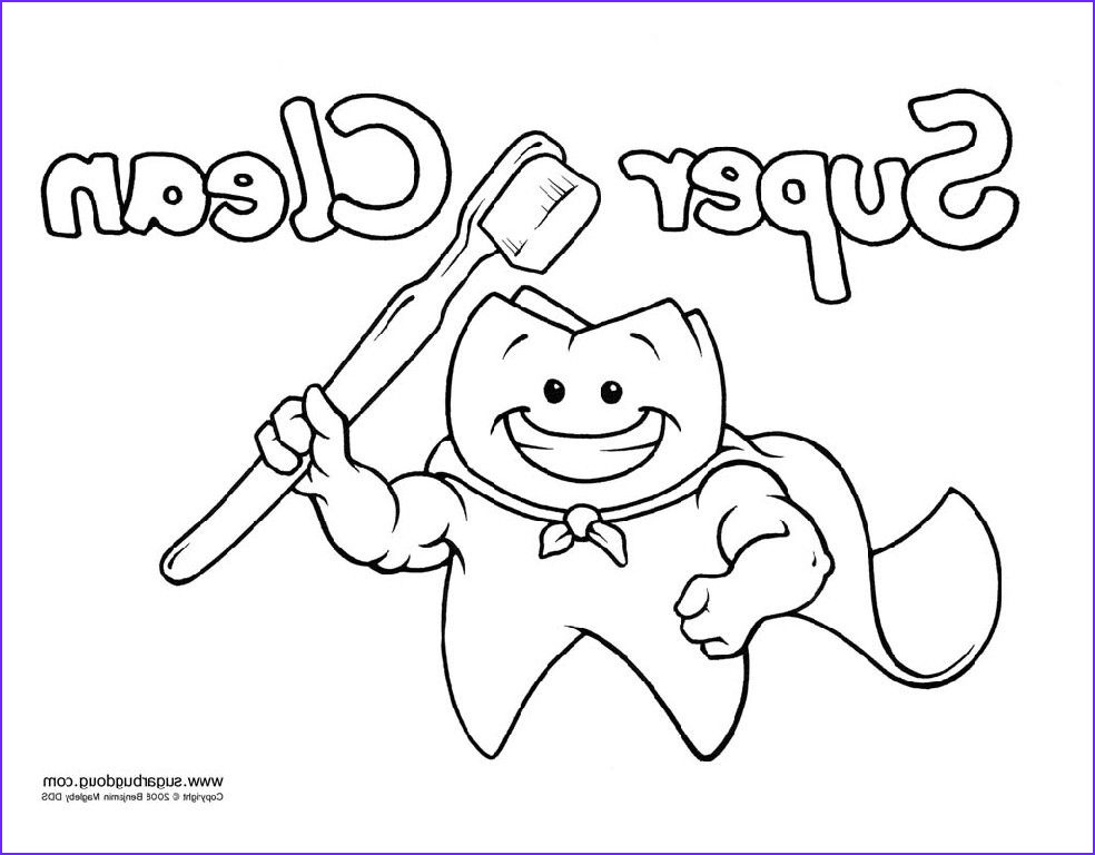 Tooth Coloring New Images Printable Dental Coloring Pages Dental Stuff