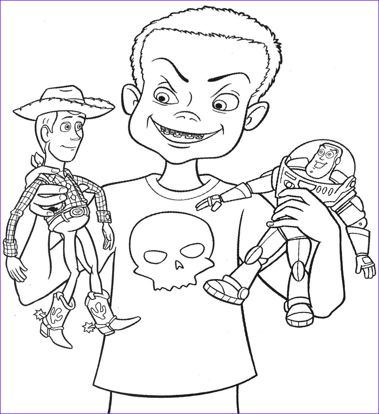 Toy Story Coloring Page Best Of Collection toy Story Coloring Pages Google Søgning