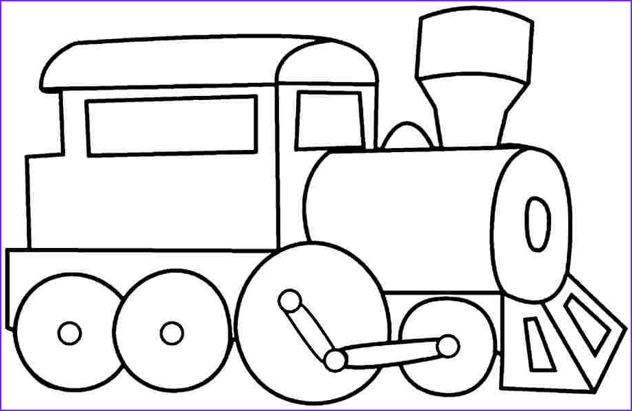 Train Coloring Sheets Best Of Images Printable Free Colouring Pages Transportation Train for