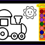 Train Coloring Sheets Best Of Photos Train Coloring Pages Coloring Pages for Kids