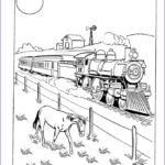 Train Coloring Sheets Inspirational Photos Train Coloring Pages