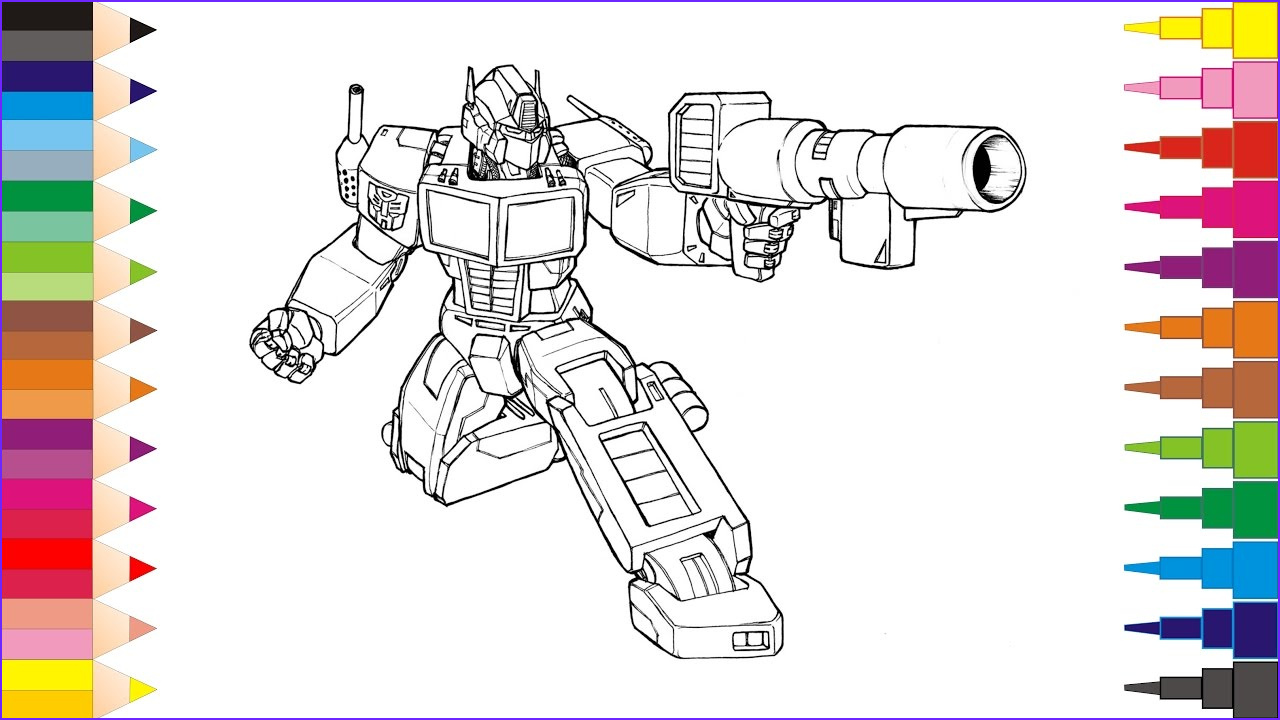 Transformers Coloring Book Elegant Photography Coloring Pages Transformers Coloring Book Videos for