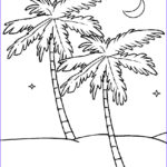 Tree Coloring Book Beautiful Image Free Printable Tree Coloring Pages For Kids