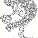 Tree Coloring Book Beautiful Photography Dover Keep Calm And Color Tranquil Trees Coloring Book