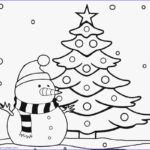 Tree Coloring Book Best Of Photos Printable Christmas Tree Coloring Pages For Kids