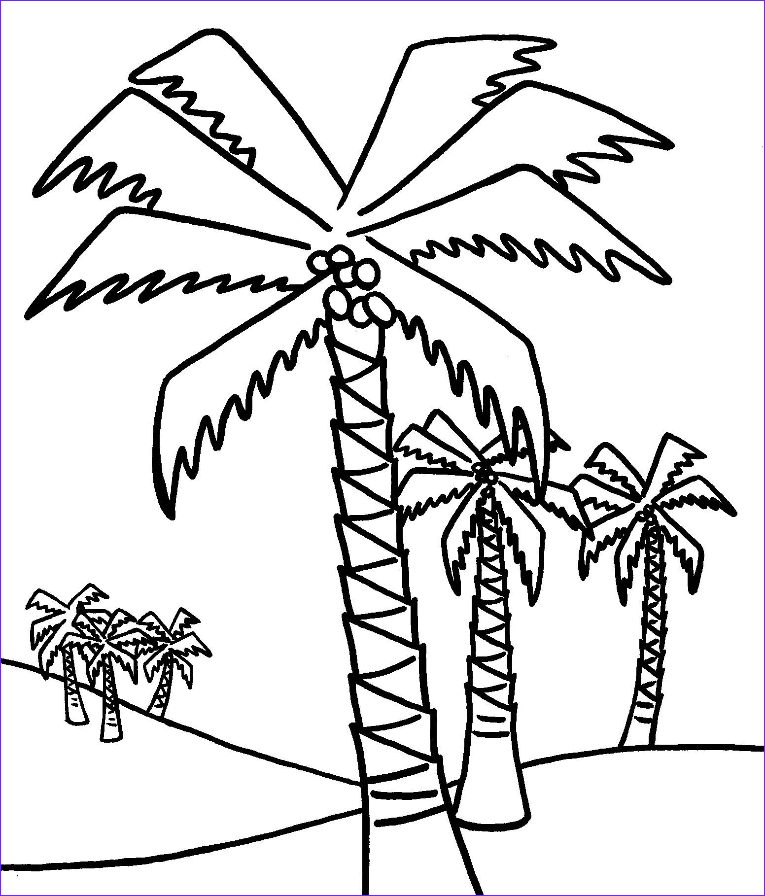 Tree Coloring Book New Photos Free Printable Tree Coloring Pages for Kids