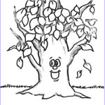Tree Coloring Book Unique Photos Free Printable Tree Coloring Pages For Kids
