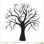 Tree Without Leaves Coloring Page Cool Collection Clip Art Tree No Leaves