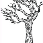 Tree Without Leaves Coloring Page New Photos Tree Without Leaves Drawing At Getdrawings