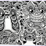 Trippy Coloring Book Awesome Image 50 Trippy Coloring Pages