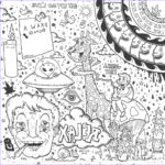 Trippy Coloring Book Awesome Images Get Creative With 5 Trippy Coloring Book Designs