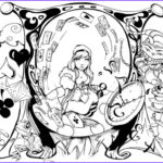 Trippy Coloring Book Beautiful Gallery 50 Trippy Coloring Pages