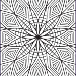 Trippy Coloring Book Beautiful Gallery Coloring Pages Trippy Coloring Home