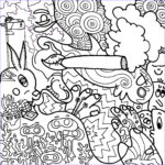 Trippy Coloring Book Best Of Photos Psychedelic Coloring Pages Print At Getcolorings