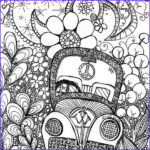 Trippy Coloring Book Luxury Collection Trippy Coloring Pages