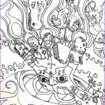 Trippy Coloring Book Luxury Photos Printable Drawing Pages At Getdrawings