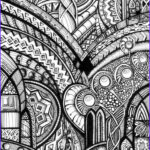 Trippy Coloring Book New Images Trippy Coloring Pages