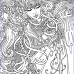 Trippy Coloring Book New Photos Trippy Coloring Pages Easy Printable Psychedelic 145