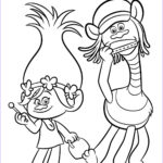Trolls Coloring Book Inspirational Photos Trolls Coloring Pages To And Print For Free