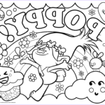 Trolls Coloring Book Luxury Collection Trolls Movie Coloring Pages Best Coloring Pages For Kids