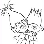 Trolls Coloring Pages Inspirational Photos Trolls Coloring Pages To And Print For Free