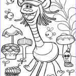 Trolls Coloring Pages Luxury Image Trolls Movie Coloring Pages Best Coloring Pages For Kids