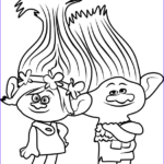Trolls Coloring Pages Unique Collection Branch From Trolls Coloring Page