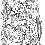 Tropical Fish Coloring Pages New Stock Download Line Coloring Pages For Free Part 39