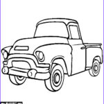 Truck Coloring Pages Beautiful Photos Pickup Truck Coloring Page