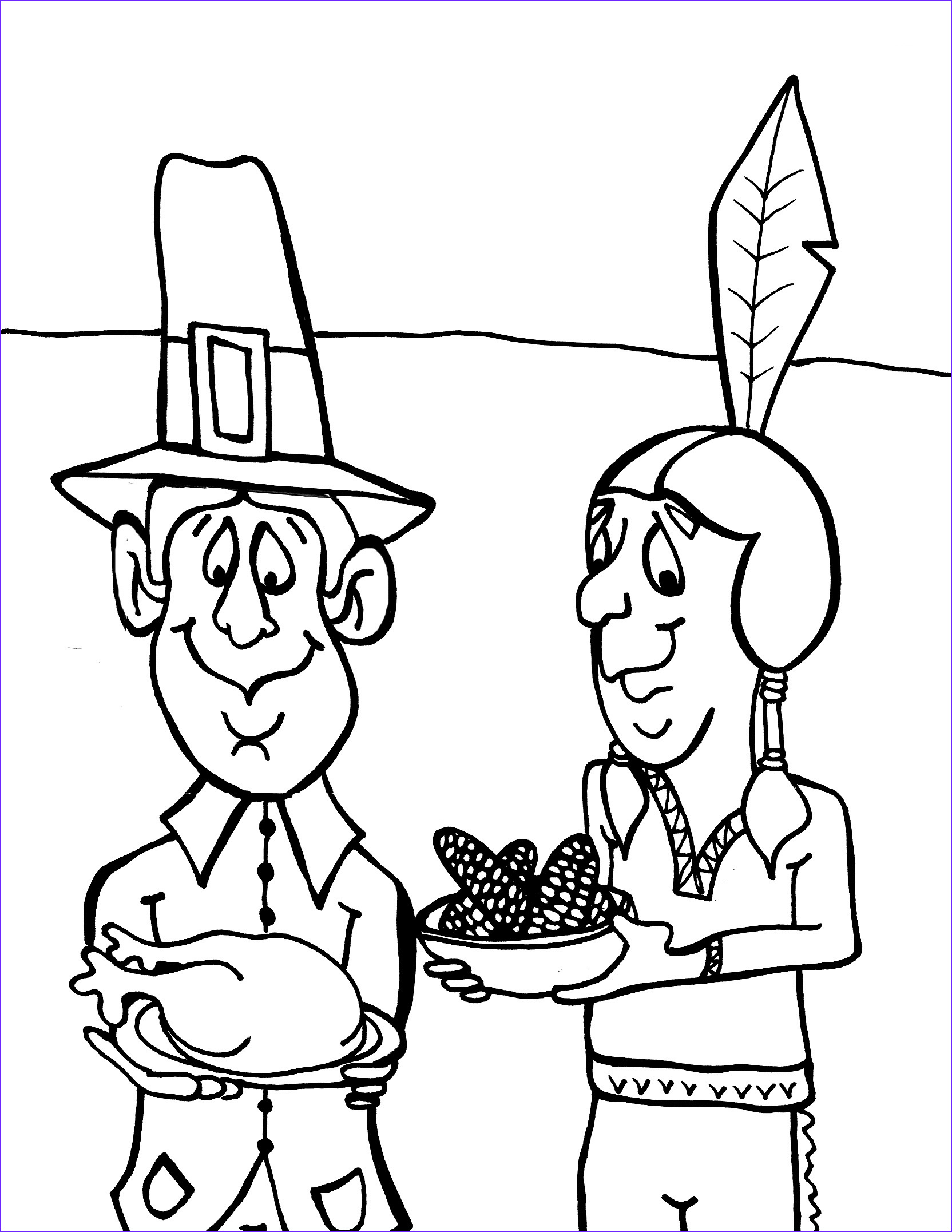 Turkey Coloring Pictures Beautiful Gallery Free Printable Thanksgiving Coloring Pages for Kids