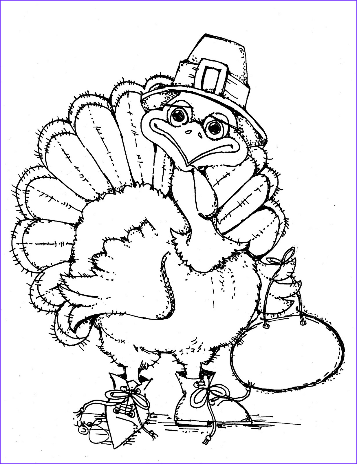 Turkey Coloring Pictures Luxury Photos Free Printable Turkey Coloring Pages for Kids