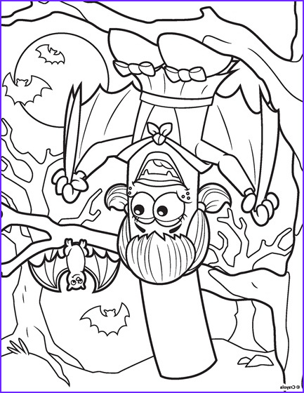 pip squeaks ruby redtooth 2 coloring page