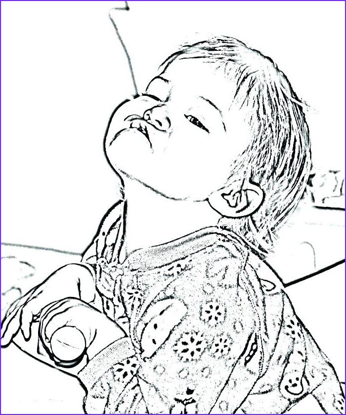 turn photos into coloring pages app