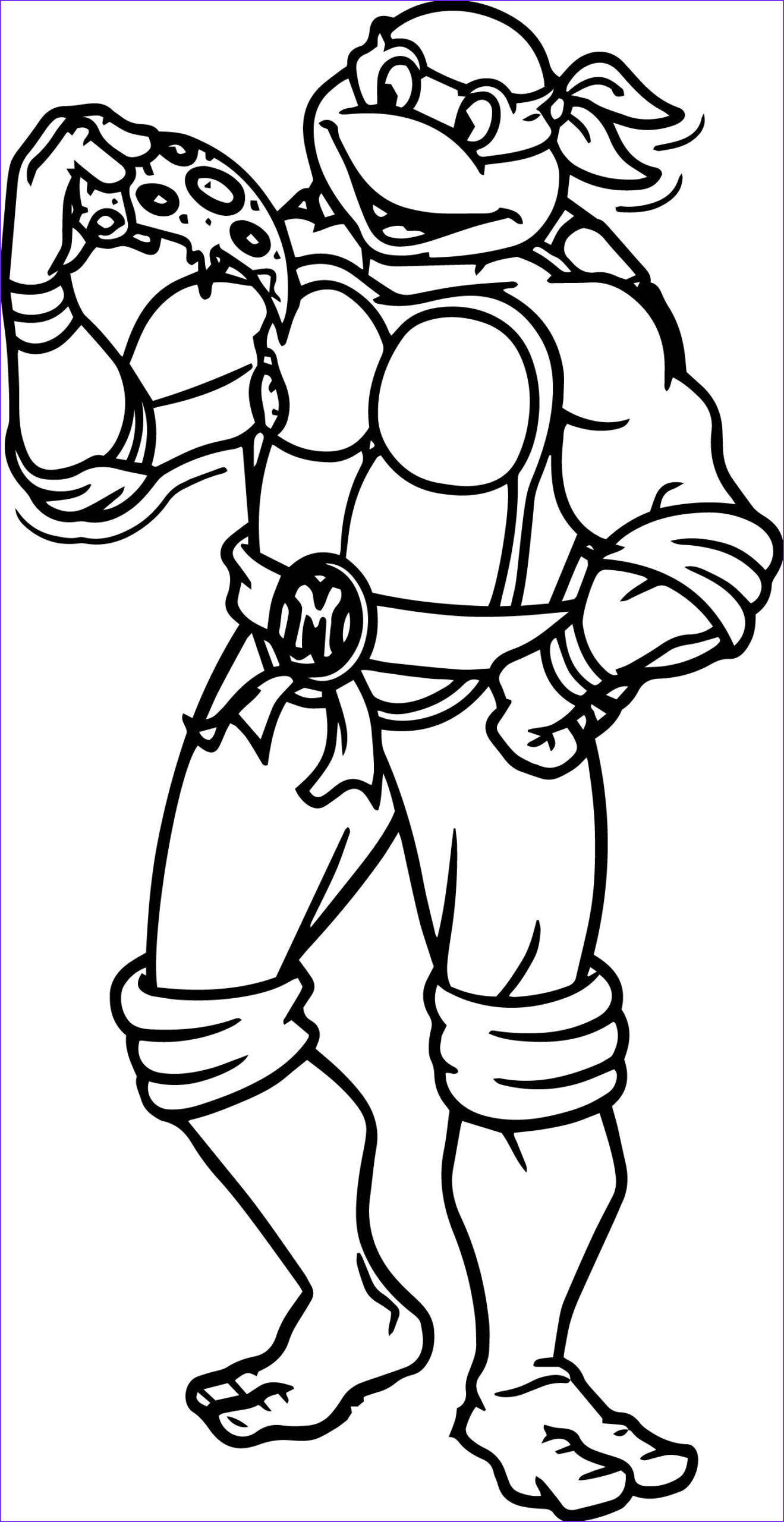 Turtle Coloring Book Awesome Photos Ninja Turtle Cartoon Coloring Pages for Kids
