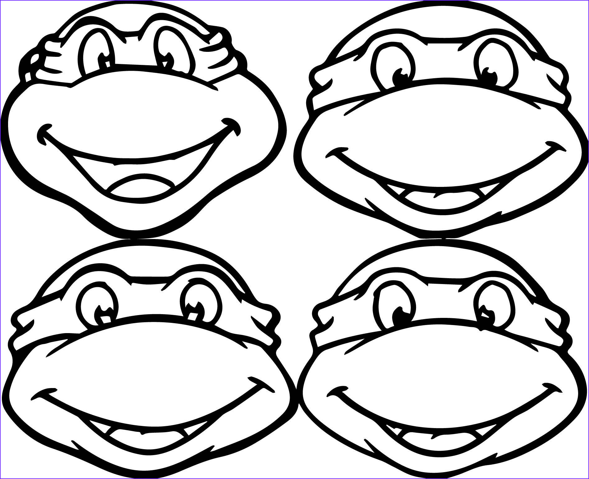 Turtle Coloring Book Cool Collection Teenage Mutant Ninja Turtles Coloring Pages Best