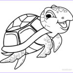 Turtle Coloring Book Inspirational Image Printable Sea Turtle Coloring Pages For Kids
