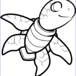 Turtle Coloring Book Inspirational Stock Turtles Coloring Pages Download And Print Turtles