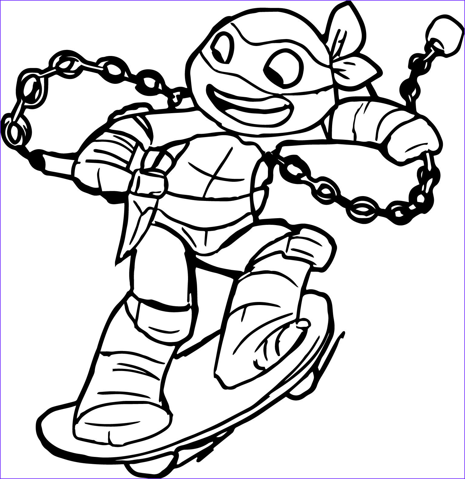 Turtle Coloring Book Unique Photos Teenage Mutant Ninja Turtles Coloring Pages Best