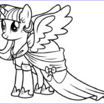 Twilight Sparkle Coloring Pages Awesome Photos My Little Pony Princess Twilight Sparkle Coloring Pages L