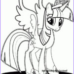Twilight Sparkle Coloring Pages Beautiful Gallery My Little Pony Twilight Sparkle Drawing At Getdrawings