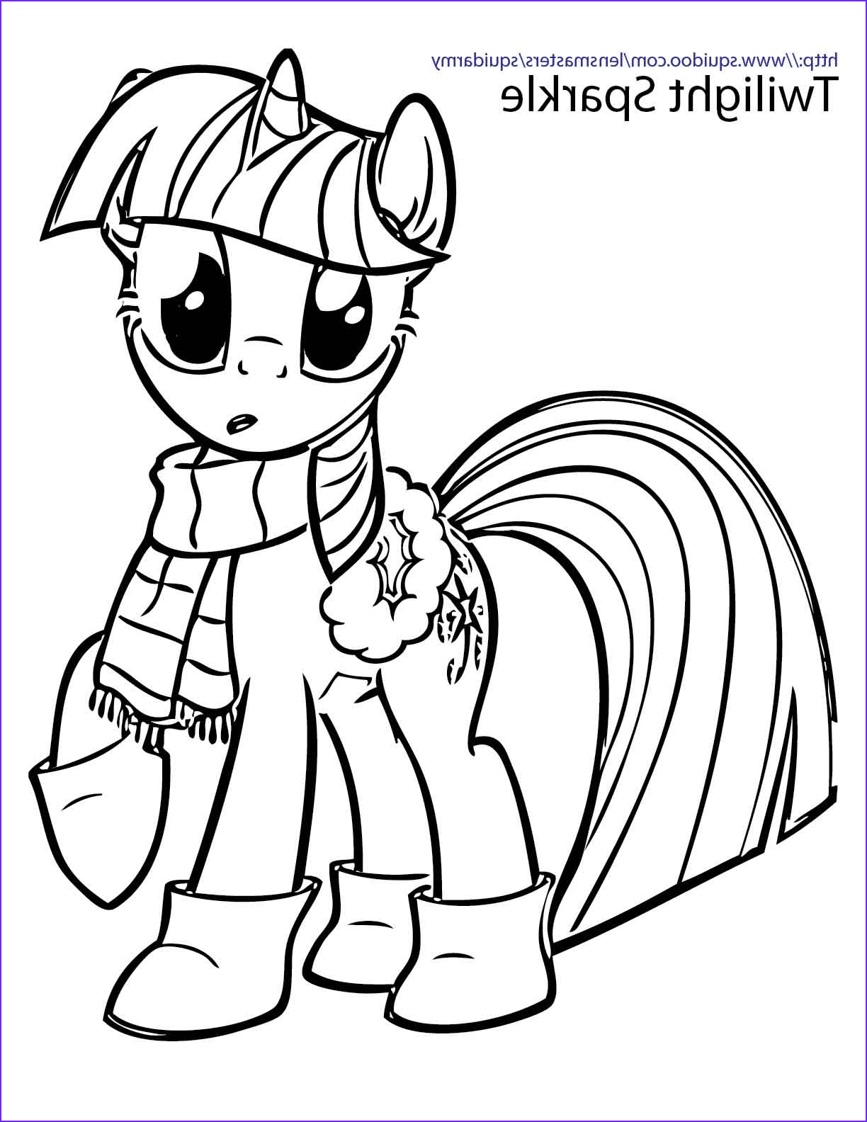 Twilight Sparkle Coloring Pages Beautiful Photography My Little Pony Coloring Pages Squid Army