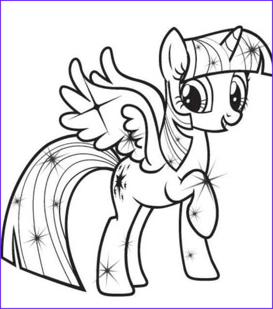 Twilight Sparkle Coloring Pages Best Of Image the Best My Little Pony Coloring Pages Princess Twilight