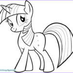 Twilight Sparkle Coloring Pages Cool Photos My Little Pony Twilight Sparkle Coloring Pages