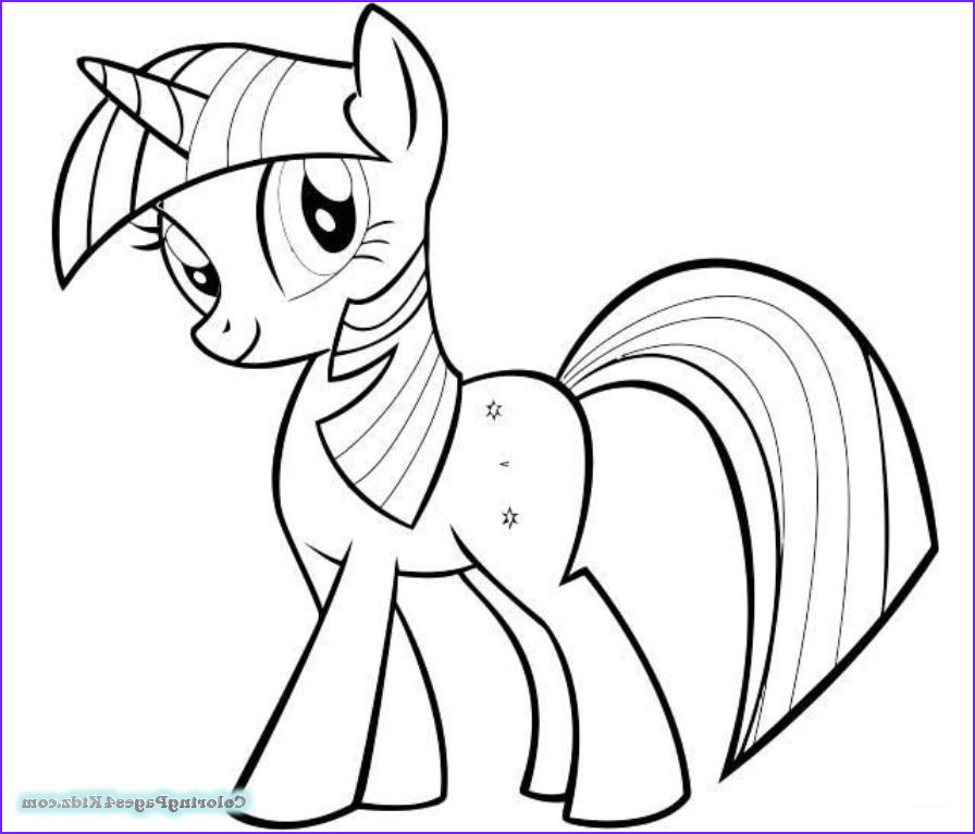 my little pony twilight sparkle coloring pages 1043
