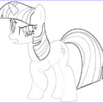 Twilight Sparkle Coloring Pages New Image 1 Twilight Sparkle Coloring Page